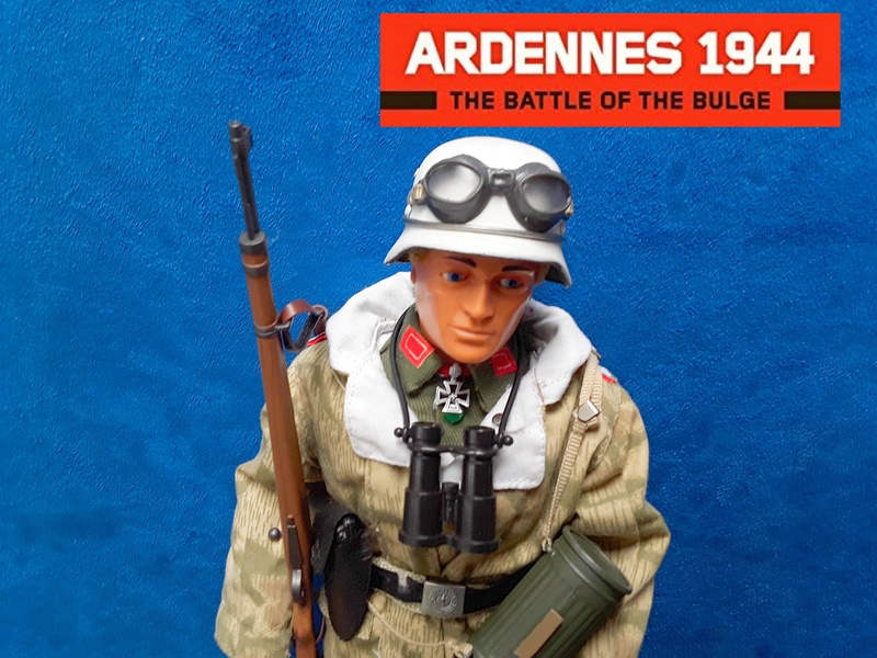 Ardennes 44-German Officer 04711