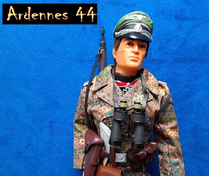 Ardennes 44-German Officer 04911