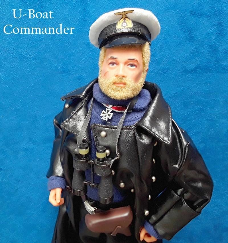 U-Boat commander...Krigsmarine! 10610