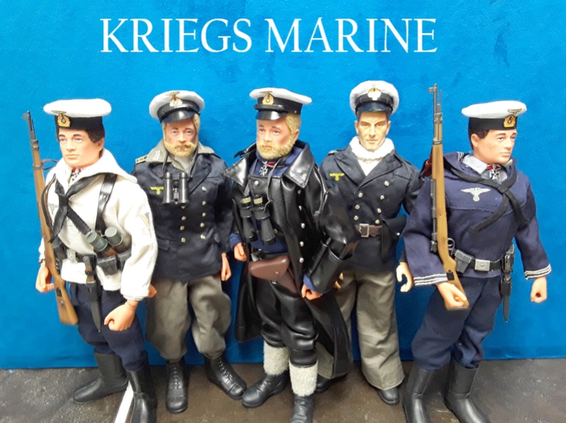 U-Boat commander...Krigsmarine! 11111