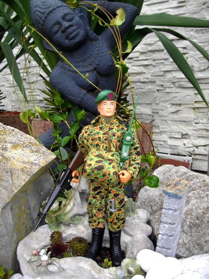 Green beret 13001010
