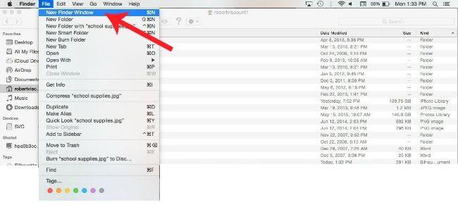 Importer plusieurs fichiers dans la bibliothèque Silhouette avec MAC Dytail10