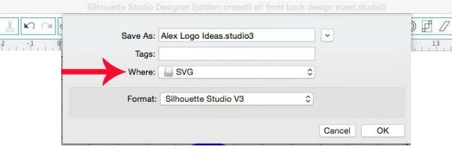 Importer plusieurs fichiers dans la bibliothèque Silhouette avec MAC Where10