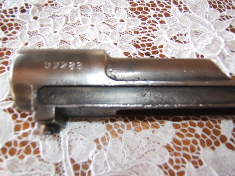 boitier de culasse k98 00210