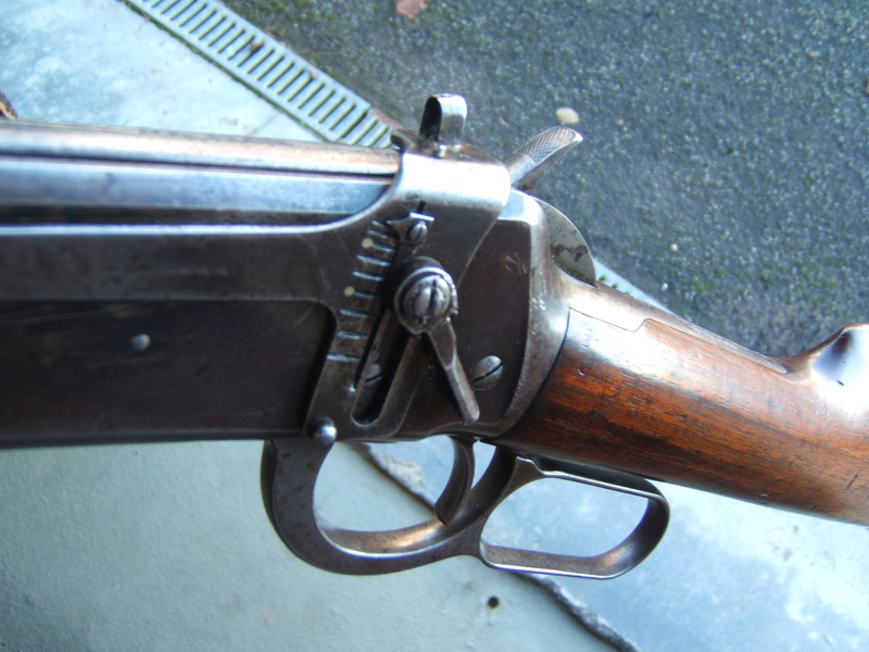 rifle winchester 1894 00811
