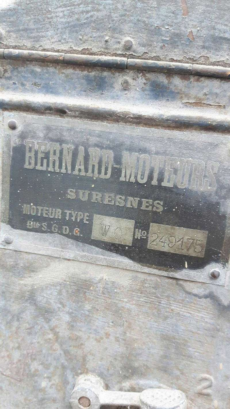 Revision d'un Bernard W0 1141_113