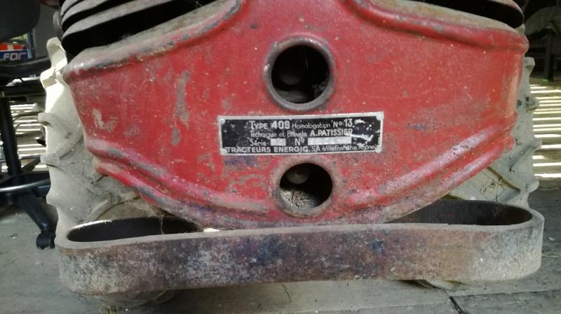 energic - ( Vends ) Énergic  409 avec ses outils nombreux. Img_2039