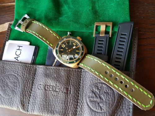 [Vends] G.Gerlach Froggy limited édition _1210