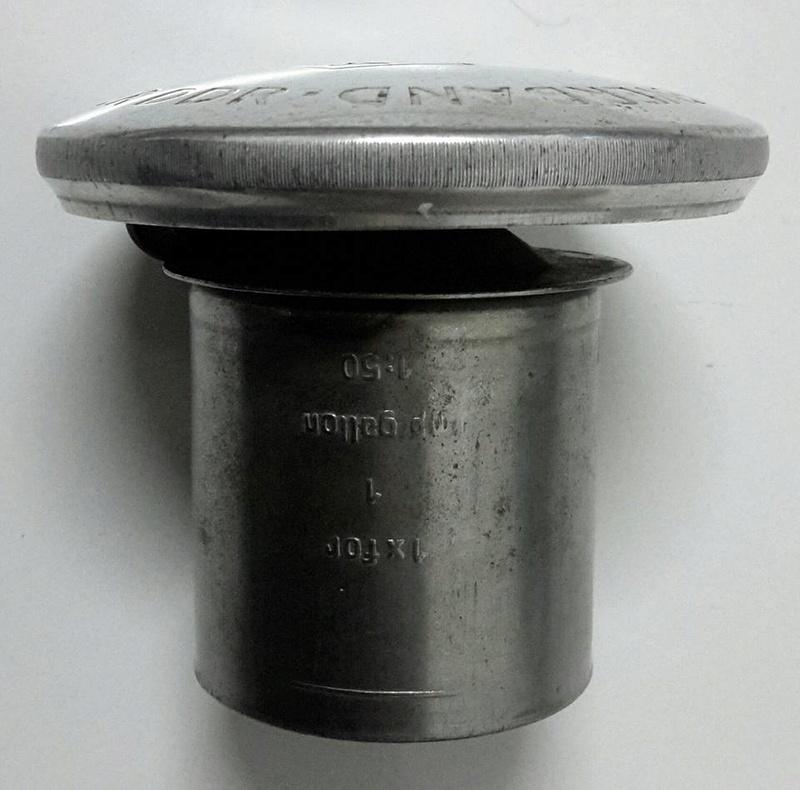 Bouchons de réservoirs  11866211