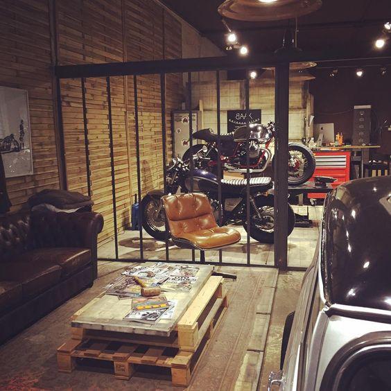 Beaux Garages Garage21