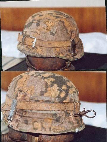 Porte casque allemand Porte210
