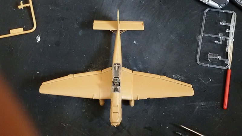Junkers Ju 87 Stuka / Revell, 1:72 20170425