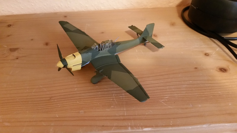 Junkers Ju 87 Stuka / Revell, 1:72 20170511