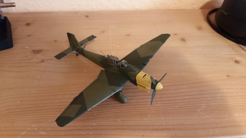 Junkers Ju 87 Stuka / Revell, 1:72 20170513