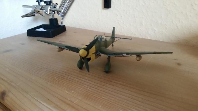 Junkers Ju 87 Stuka / Revell, 1:72 20170610