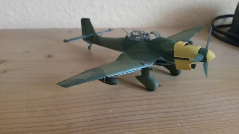 Junkers Ju 87 Stuka / Revell, 1:72 20170714