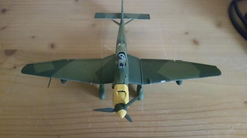 Junkers Ju 87 Stuka / Revell, 1:72 20170715