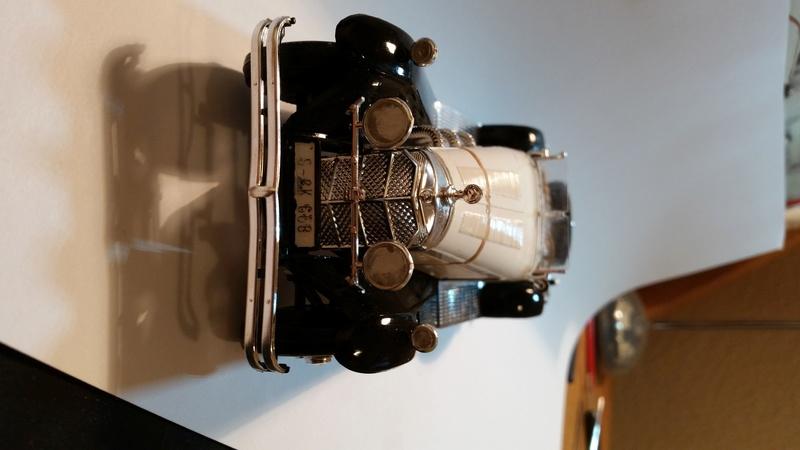 Mercedes SSK 1929, Revell 1/24 20170919