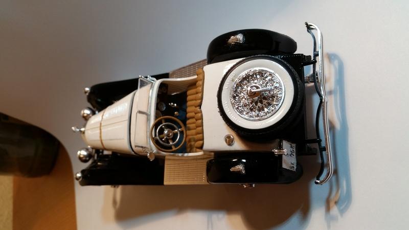 Mercedes SSK 1929, Revell 1/24 20170920