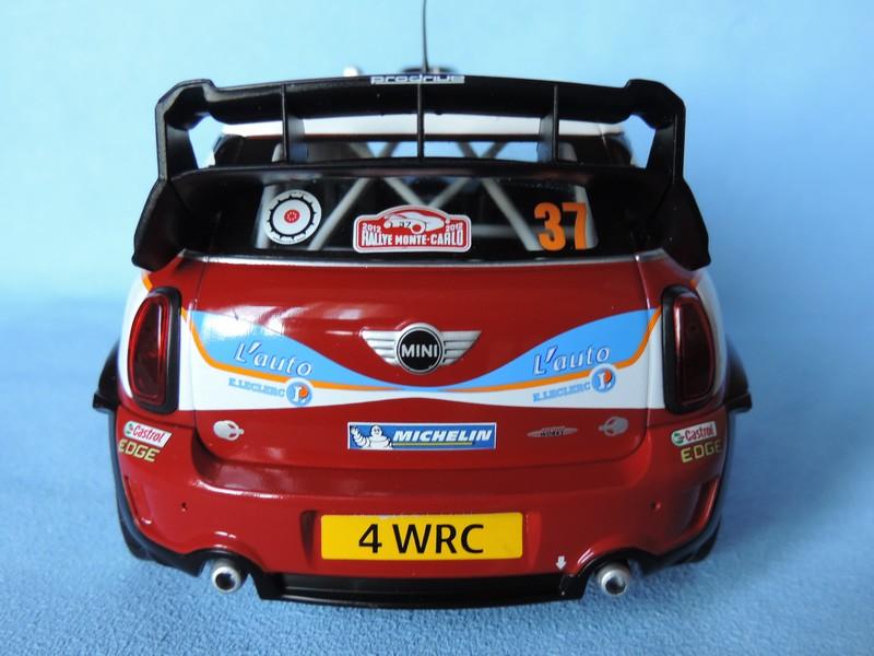 John Cooper Works WRC Rallye Monte Carlo 2012 Dscn4722