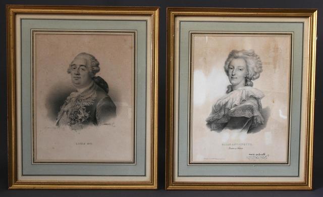 A vendre: Louis XVI et Marie Antoinette - Page 5 11442510