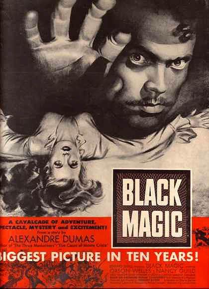 """""""Black Magic"""" 1949 de Gregory Ratoff avec Nancy Guild Black-11"""