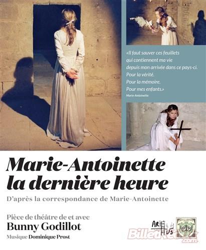 """Marie-Antoinette"" de et avec Bunny Godillot Vz-ab210"
