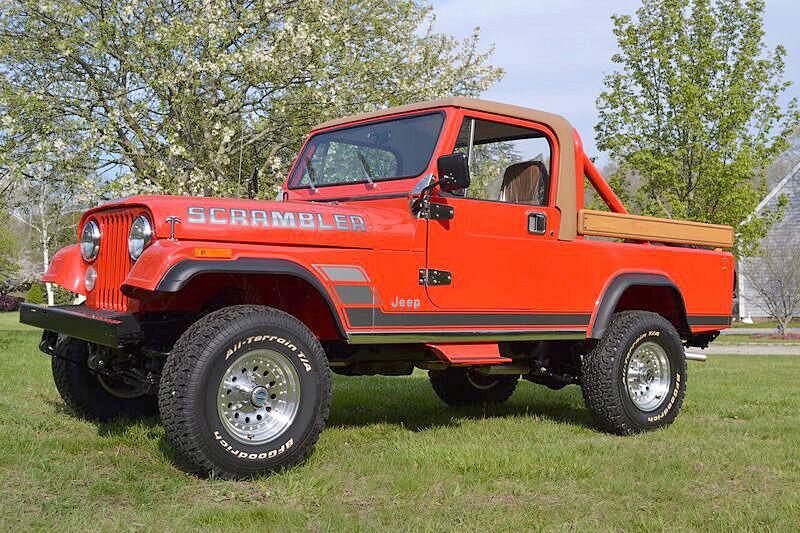 Jeep JK.SCRAMBLER 19604610