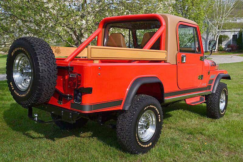 Jeep JK.SCRAMBLER 19604611