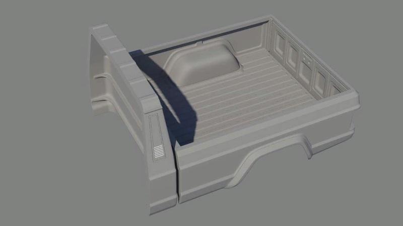 News: Hard Body Jeep Comanche MJ 19657010