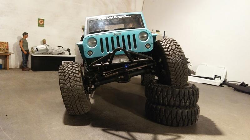 Jeep JK.SCRAMBLER - Page 2 20170814