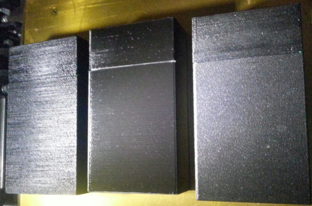 Le fond du problème, imprimante VS imprimante, slicer VS slicer 20170911