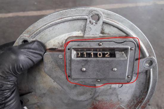 Compteur d'heures Unimog 411 (OM 636) Captur11