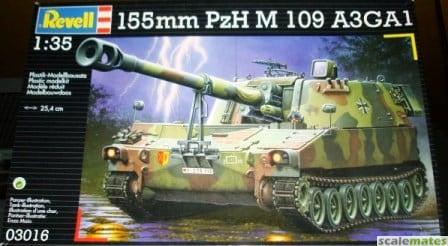 155mm PzH M 109 A3GA1 [1/35° de Revell] 12159510