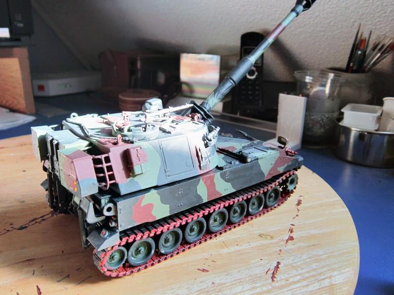 155mm PzH M 109 A3GA1 [1/35° de Revell] Img_5911