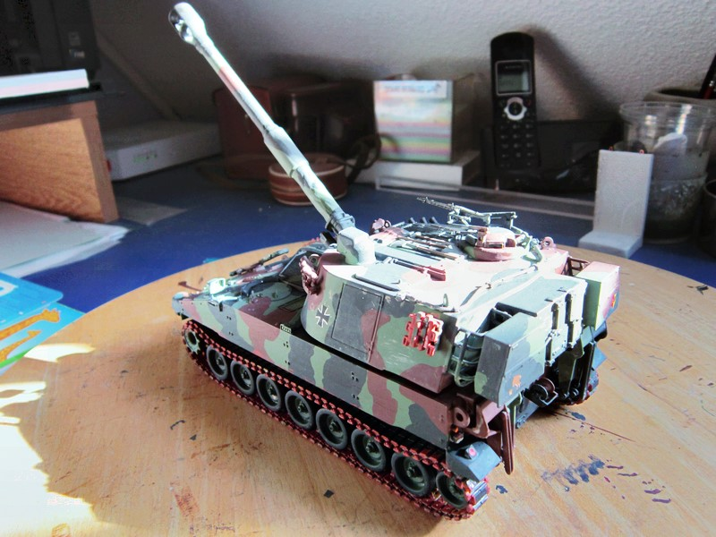 155mm PzH M 109 A3GA1 [1/35° de Revell] Img_5912
