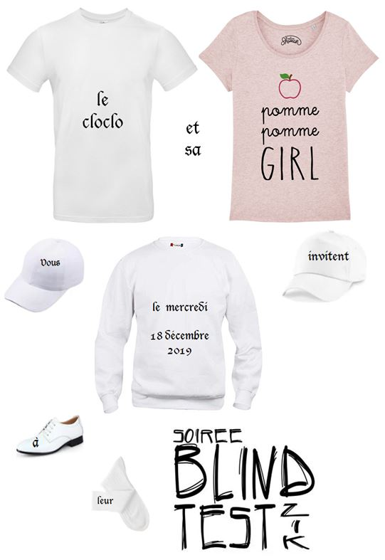Le Blind test de Pomme Pomme et cloclo - Mercredi 18 décembre 2019 Affich22