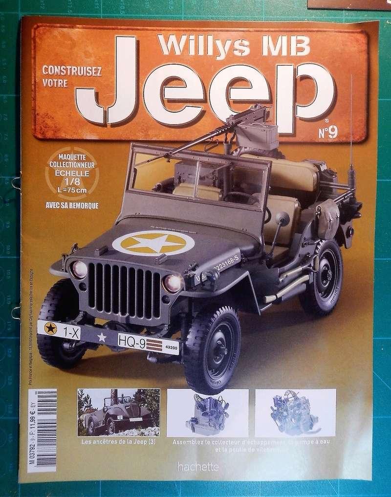 Jeep Willys - 1/8ème - Ed. Hachette - Construction par Glénans (Partie 1) - Page 2 Dscn6121