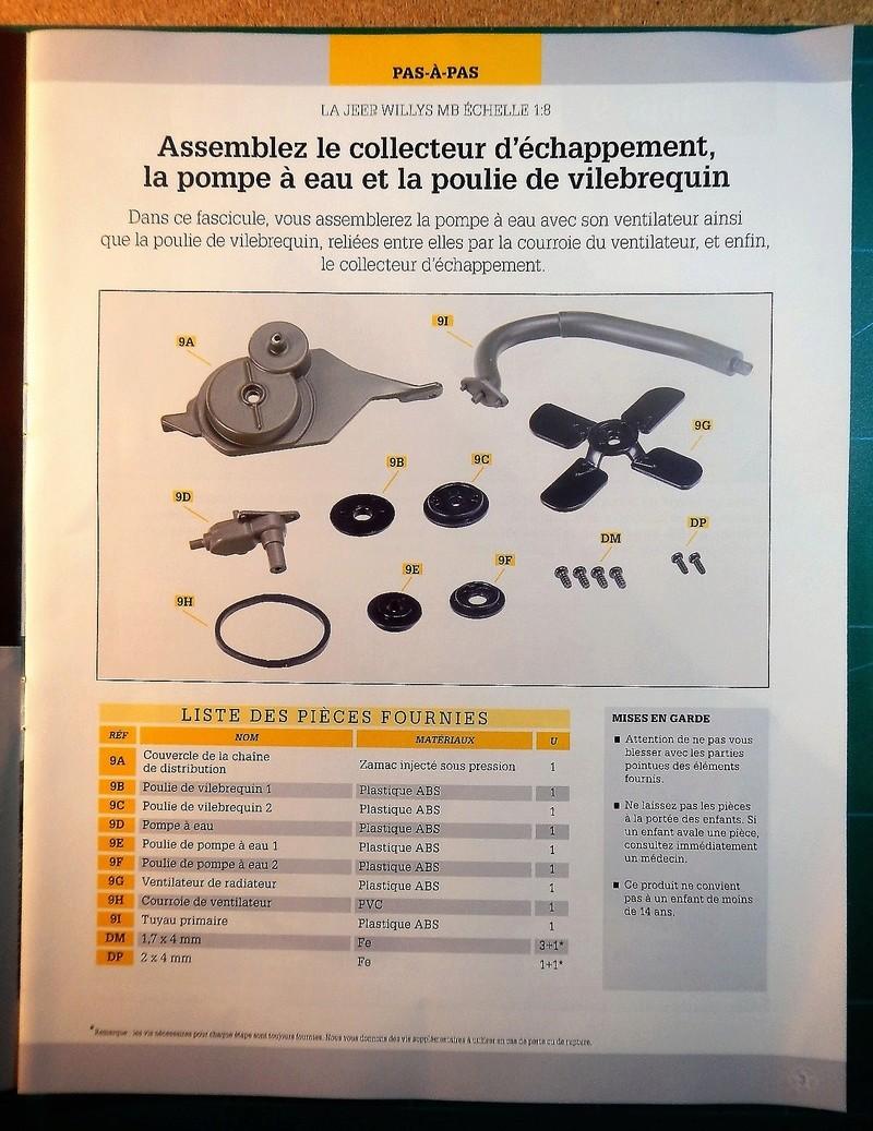 Jeep Willys - 1/8ème - Ed. Hachette - Construction par Glénans (Partie 1) - Page 2 Dscn6122