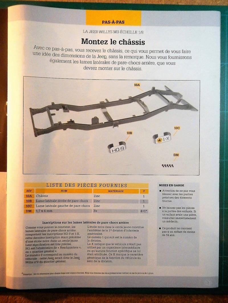 Jeep Willys - 1/8ème - Ed. Hachette - Construction par Glénans (Partie 1) - Page 2 Dscn6125