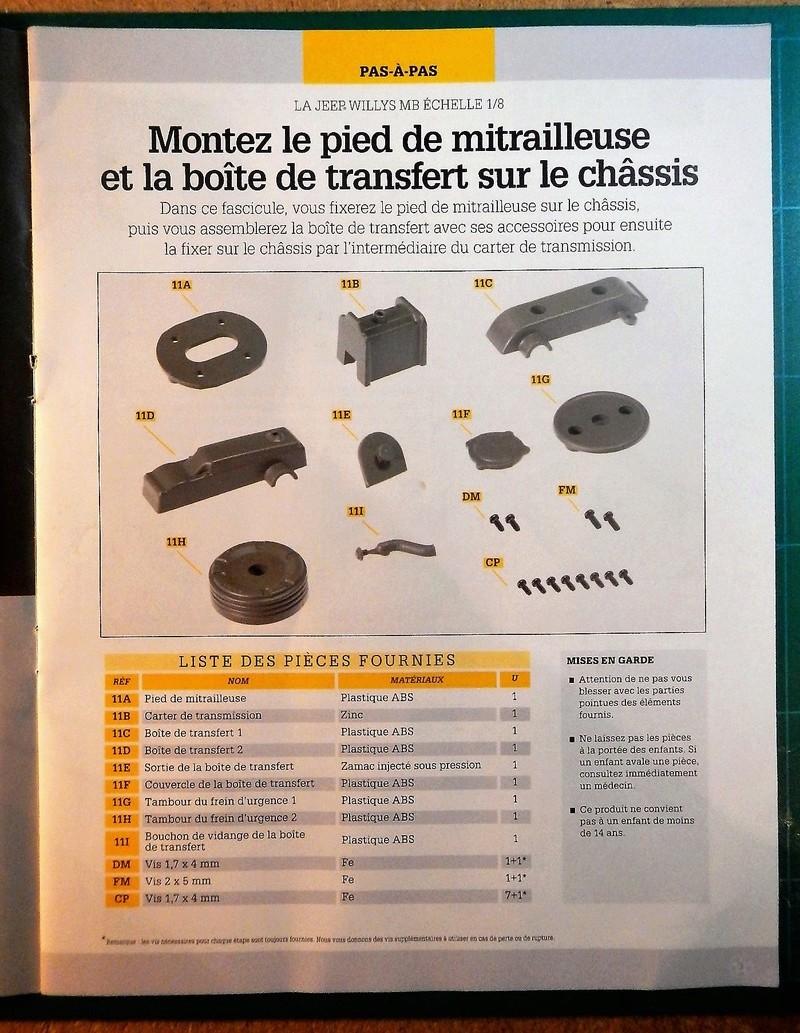 Jeep Willys - 1/8ème - Ed. Hachette - Construction par Glénans (Partie 1) - Page 2 Dscn6127