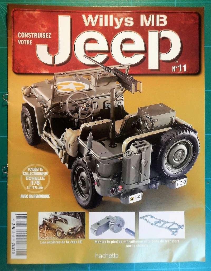 Jeep Willys - 1/8ème - Ed. Hachette - Construction par Glénans (Partie 1) - Page 2 Dscn6130