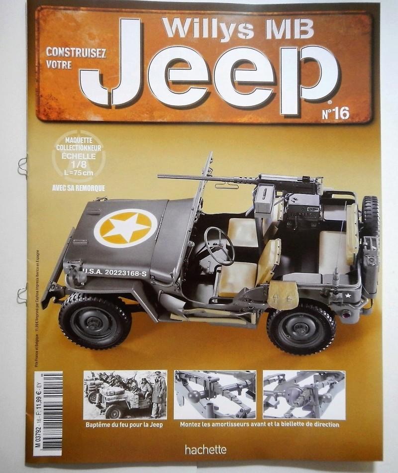 Jeep Willis Hachette au 1/8 [partie I] - Page 3 Dscn6332