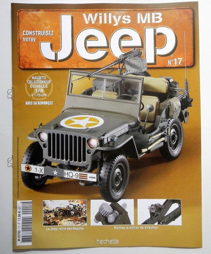 Jeep Willis Hachette au 1/8 [partie I] - Page 3 Dscn6335