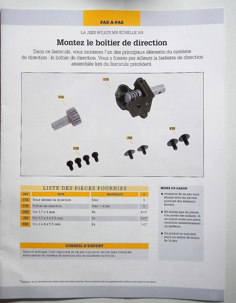 Jeep Willys - 1/8ème - Ed. Hachette - Construction par Glénans (Partie 1) - Page 5 Dscn6336