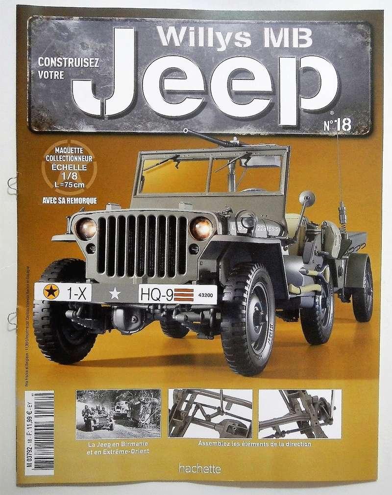 Jeep Willys - 1/8ème - Ed. Hachette - Construction par Glénans (Partie 1) - Page 5 Dscn6411