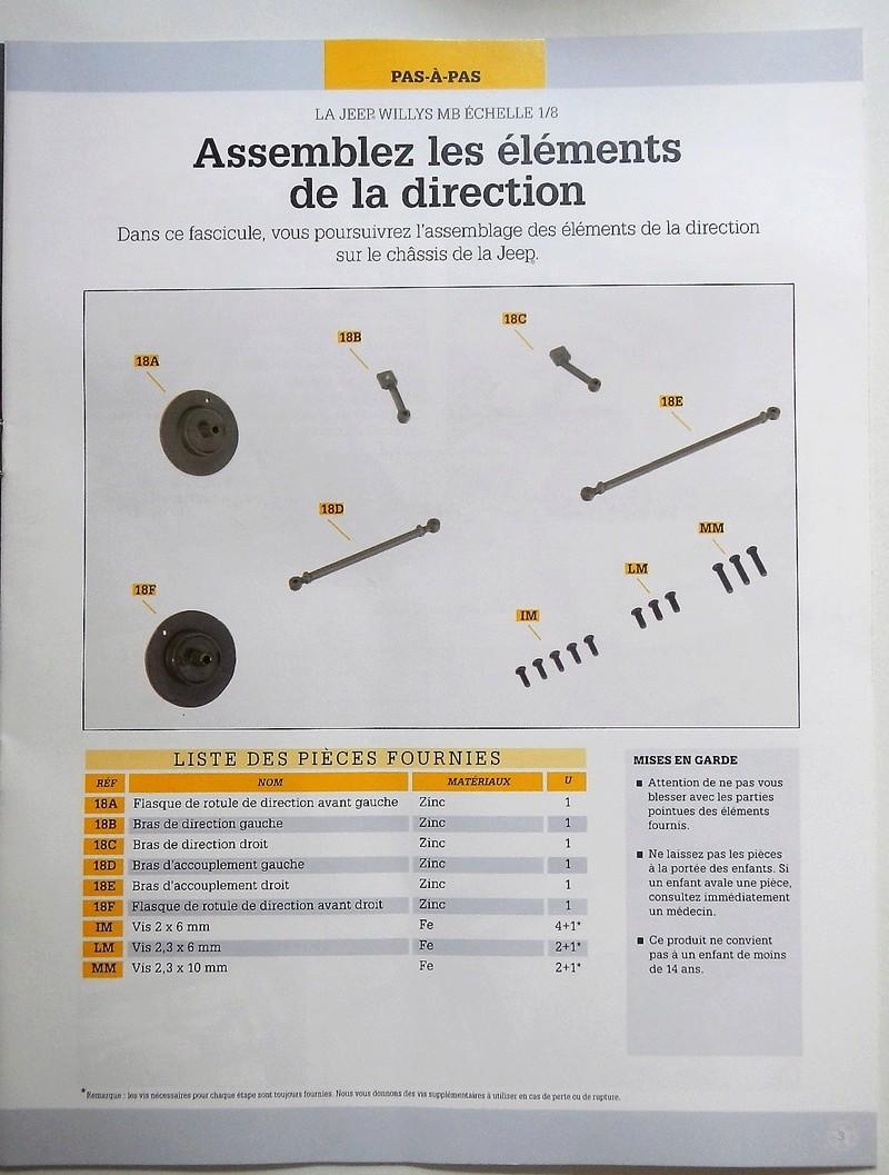 Jeep Willys - 1/8ème - Ed. Hachette - Construction par Glénans (Partie 1) - Page 5 Dscn6412