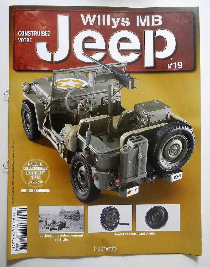 Jeep Willys - 1/8ème - Ed. Hachette - Construction par Glénans (Partie 1) - Page 5 Dscn6414