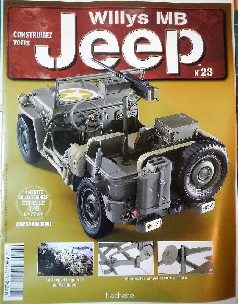 Jeep Willys - 1/8ème - Ed. Hachette - Construction par Glénans (Partie 1) - Page 5 Dscn6545