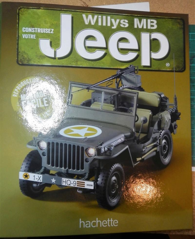 Jeep Willis Hachette au 1/8 [partie I] - Page 3 Dscn6548